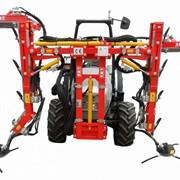 Чеканочные машины для виноградников BMV Италия G800B фото