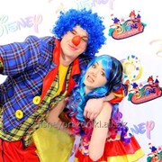 Клоуны в Астане фото