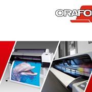 Струйная печать на основе растворителей ORAFOL фото
