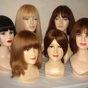 Натуральные парики. фото