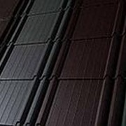 Металлочерепица Капелла, 0,5 мм, Пурал фото