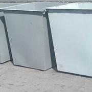 Контейнеры для мусора, мусорные контейнеры для ТБО фото