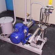 Установка эмульгирования топлива, кавитатор фото