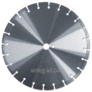 Алмазный диск по бетону- сегмент 125х22.23 фото