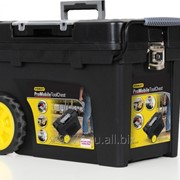 Ящик с колесами Stanley MOBILE CONTRACTOR CHEST 60,3 x 37,5 x 43 см. 1-97-503 фото