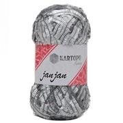 Нитки для ручного вязания ЖанЖан фото