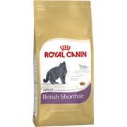 British Shorthair Adult Royal Canin корм для взрослых кошек, Британская короткошерстная, Пакет, 10,0 фото