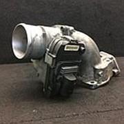 Заслонка дроссельная электрическая Iveco Daily 06-> фото