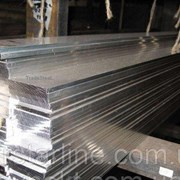 Шина алюминиевая полоса 4х30х3000 мм АД31 твёрдая и мягкая фото