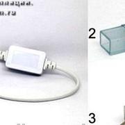 Сетевой шнур для диодных лент 3528 220 в фото