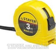 Рулетка Stayer 3, 5, 10, 50 м фото