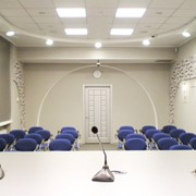 Проведение пресс-конференций фото