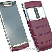 Телефон Vertu Signature Touch Pure Garnet Gold 87100 фотография