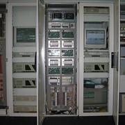 Монтаж систем управления автоматизации фото