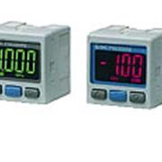 Прецизионные измерители давления ZSE30A/ISE30A фото