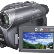 Видеокамера цифровая Sony DCR-DVD205E фото