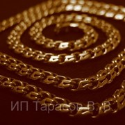 Изготовление цепей и браслетов из золота фото