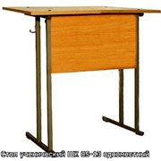 Изготовление мебели под заказ, Стол ученический одноместный ШК 85-13 фото