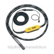 Высокочастотный погружной вибратор wacker neuson irfu 38/230 5000610025 фото