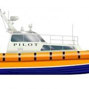 Лоцманский катер проекта 14172 Pilot фото