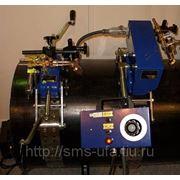 Машина для газовой резки труб фирмы Zinser модели RSV-4 фото