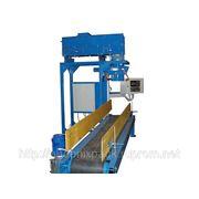 Фасовочное оборудование для сыпучих продуктов. Дозатор для открытых мешков ДОМ-8. фото
