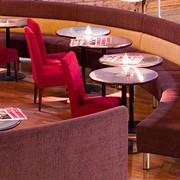 Мягкая мебель для бизнеса по индивидуальному проекту фото