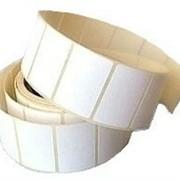 Термоэтикетки 100 мм х 34 мм, ECO/40, стоимость за рулон фото