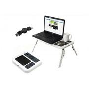 Раскладной портативный столик для ноутбука ETab фото
