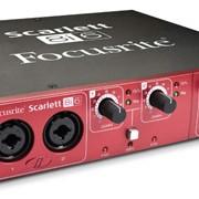 Карты звуковые внешние Focusrite Scarlett 18i6 фото