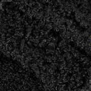 Мех К/1 БУКЛЕ 40/0 ЧЕРНЫЙ (НОВЫЙ) 310гр/м 150СМ. фото