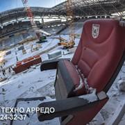 Крісла для відкритого стадіону. фото