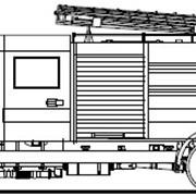 КАМАЗ АЦ-3,2-40 Автоцистерна пожарная АЦ-3,2-40 (шасси КАМАЗ-4308 4х2) фото