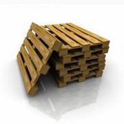 Тара деревянная. Поддоны, паллеты. фото