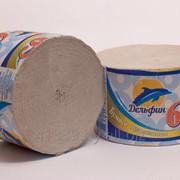 Бумага туалетная без втулки Дельфин 65 фото