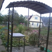 Мангалы и скамейки для Вашего загородногодома фото