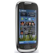 Cотовый телефон C7 white фото