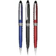 Нанесение логотипа на металлические ручки фото