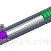 Гидроцилиндр для автогрейдера ДЗ-122.08.06.000 фото