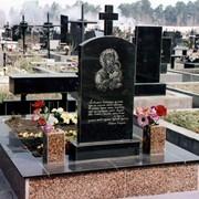 Памятники из гранита, Коростышев фото