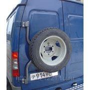 Держатель заднего колеса Газель (ГАЗ-2705) фото