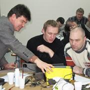 Подготовка специалистов методам неразрушающего контроля фото