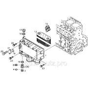 Охладитель масла двигателя DEUTZ TCD 2013 L04 2V фото
