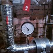 Гидравлические испытания системы отопления (опрессовка). фото