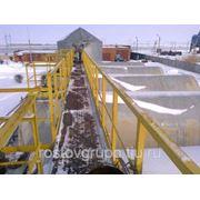 Зачистка резервуаров от остатков высоковязких нефтепродуктов фото
