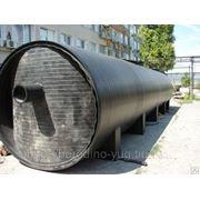 Резервуар для питьевой воды от 20м3 фото