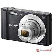 Фотоаппарат Sony Cyber-shot DSC-W810, Black фото