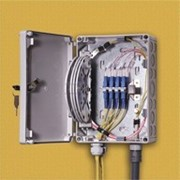 FIST-SB2-8 Малогабаритный оконечный бокс, Бокс кабельный телефонный фото