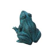 Фигурка декоративная Лягушка фото