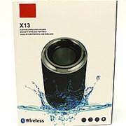 Портативная Bluetooth колонка Wireless X13 (Хаки) фото